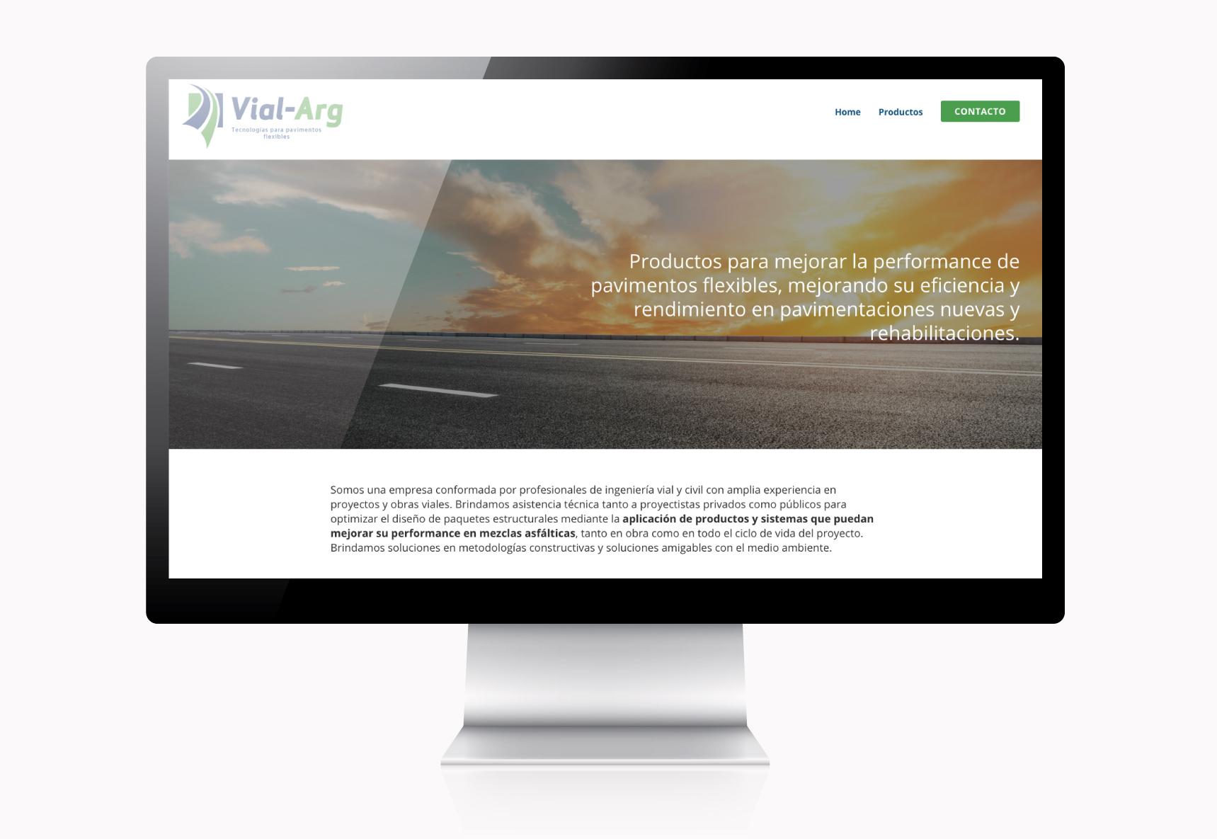 Vial-Arg-homepage