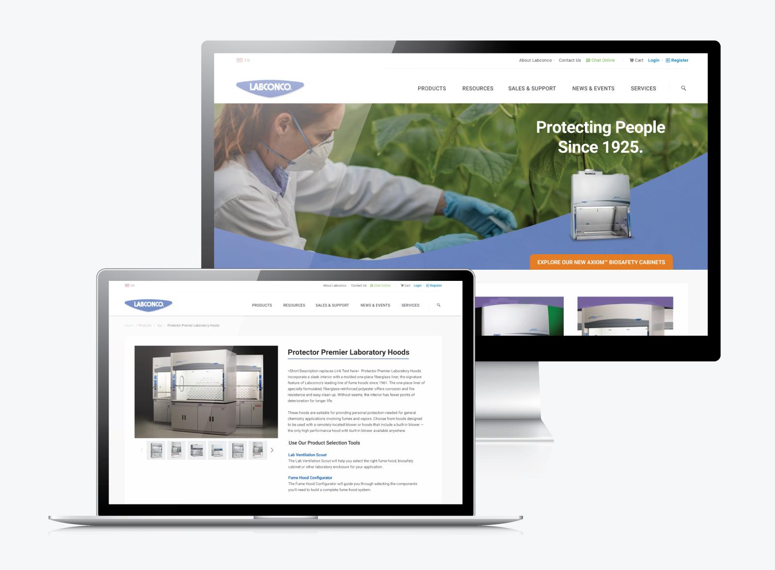 Labconco-website-screen1